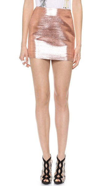 DSQUARED2 Custy '60s Miniskirt