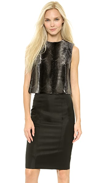 DSQUARED2 Sixties Cropped Top