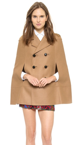 DSQUARED2 Soho '60s Cape