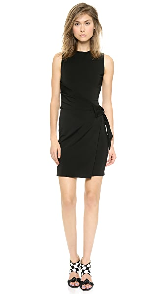 DSQUARED2 Bow Cocktail Dress
