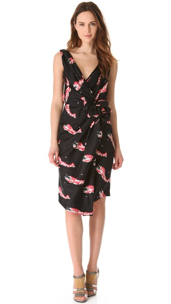 David Szeto Genevieve Dress