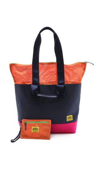 Dubbel Duffel Tote Bag