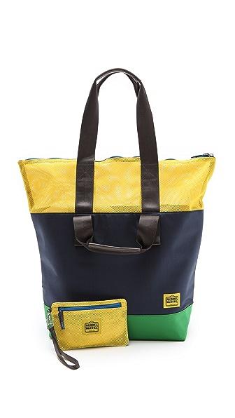 Dubbel Duffel Tote Bag