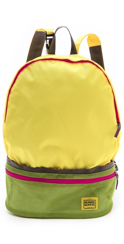 Dubbel Duffel Backpack x Fanny Pack at Shopbop.com