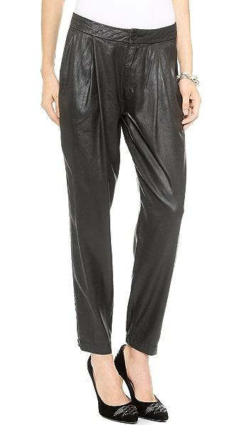 Плиссированные брюки Alex DWP