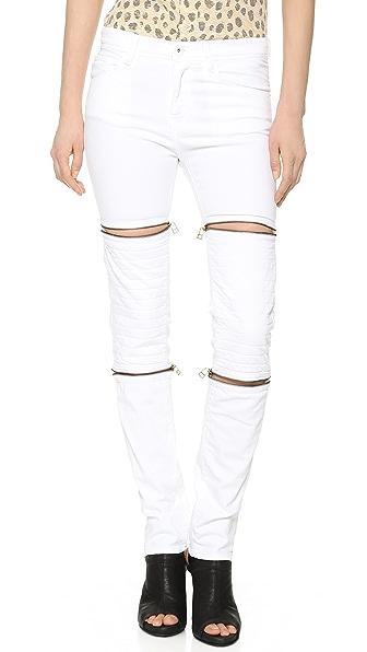 EACH x OTHER Kolkoz Zip Off Cosmonaut Jeans