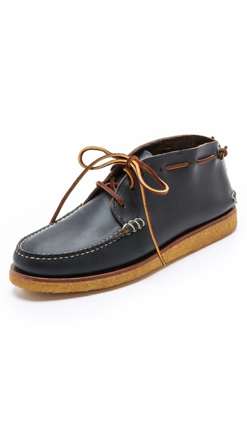 Eastland Made In Maine Millinocket USA Chukka Boots