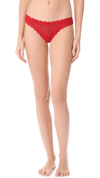 Eberjey Delirious Low Rise Thong