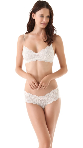 Eberjey India Lace Retro Bralet