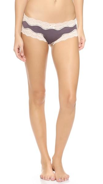 Eberjey Lady Godiva Hot Pants