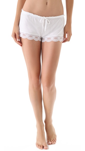 Eberjey India Lace Shortie