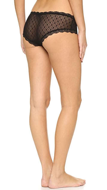 Eberjey 性感法式短内裤