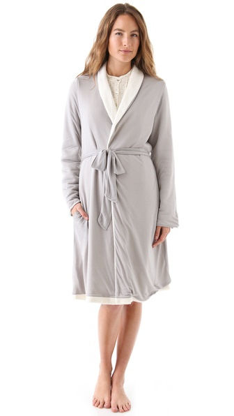 Eberjey Alpine Chic Classic Robe