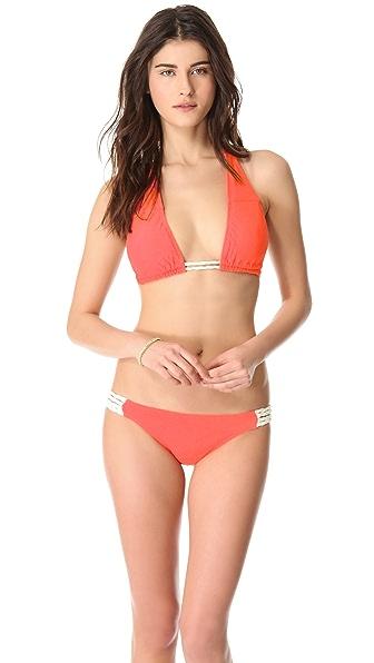 Eberjey So Solid Phoebe Bikini Top
