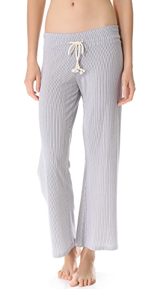Eberjey Cottage Stripes Pants