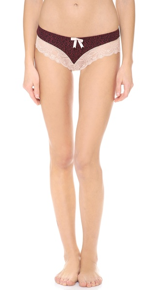 Eberjey Kitty Cat Briefs