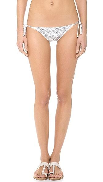 Eberjey Batik Batik Henna Bikini Bottoms