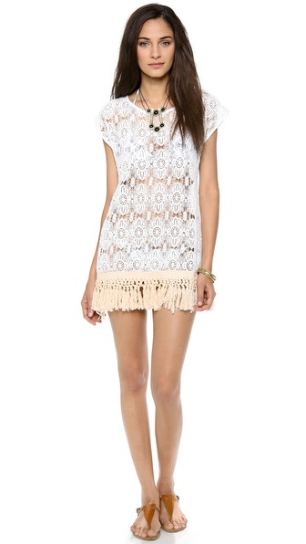 Eberjey Sun Goddess Phoenix Dress