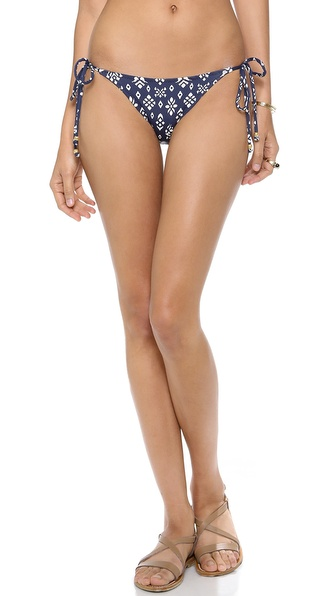 Eberjey Tribal Block Kate Bikini Bottoms