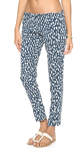 Eberjey Wild Brush Pants