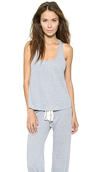 Eberjey Heather Racer Back Cami