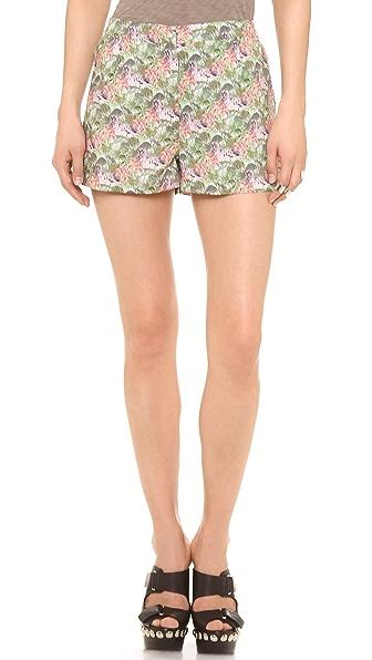 Emma Cook Hawaiian Shorts