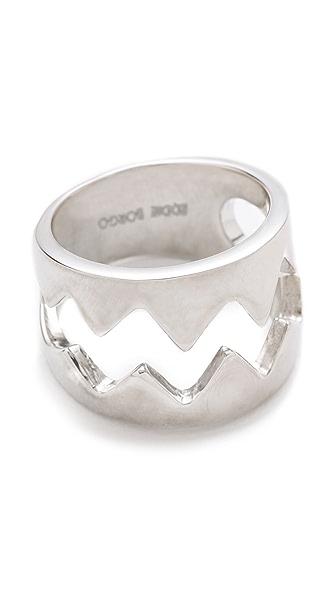 Eddie Borgo Bear Trap Ring