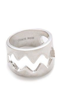 Eddie Borgo Bear Trap Ring