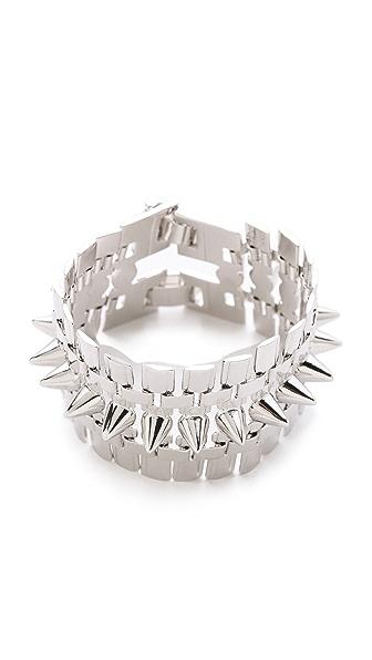Eddie Borgo Legged Cone Bracelet