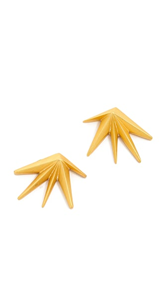 Eddie Borgo Cyprus Stud Earrings