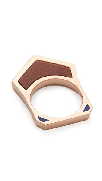 Eddie Borgo Tuareg Ring #1