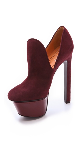 Edmundo Castillo Chad Tuxedo Sleeper Pumps