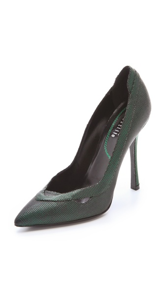 Edmundo Castillo Neena Pumps