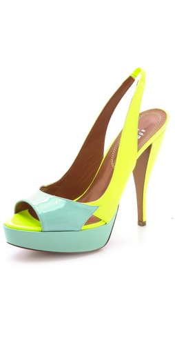 Edmundo Castillo Spark Platform Pumps at Shopbop.com