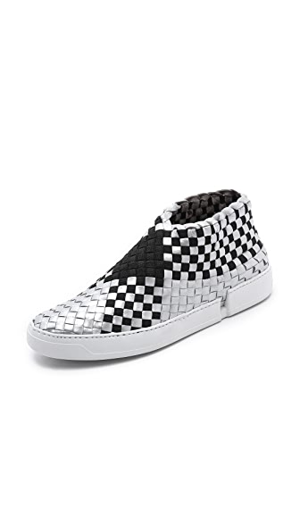 Edmundo Castillo Emanuelle Slip On Sneakers