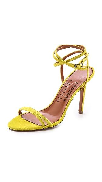 Edmundo Castillo Divina Sandals