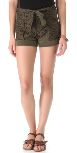 EDUN Eyelet Shorts at Shopbop.com