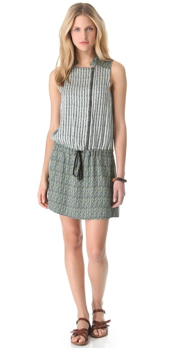 EDUN African Sun Zip Dress at Shopbop.com