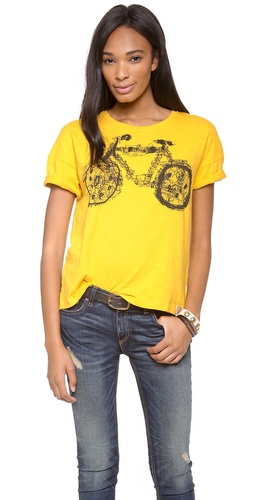 EDUN Bicycle Tee at Shopbop.com