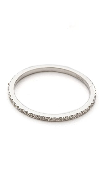 EF Collection Diamond Eternity Stack Ring