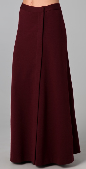Elie Tahari Tabatha Long Skirt