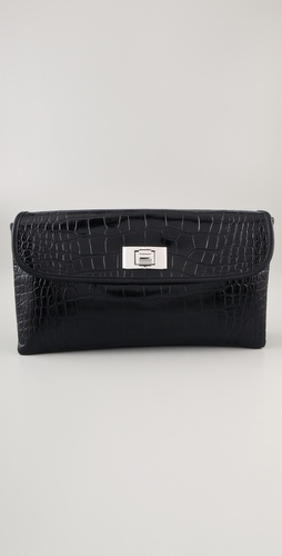 Elie Tahari Betty Oversized Clutch