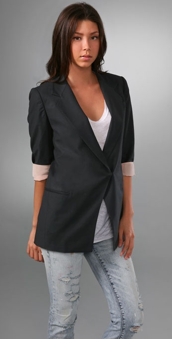 Elizabeth and James James VI Blazer