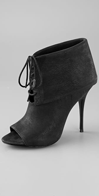 Elizabeth and James Lizzy Cuff Booties