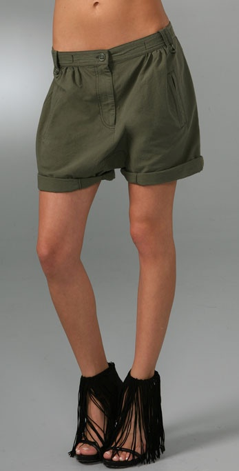 Elizabeth and James Summer Dhoti Shorts