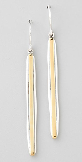 Elizabeth and James Bar Drop Earrings