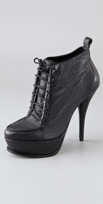 Elizabeth and James Moxy Platform Bootie