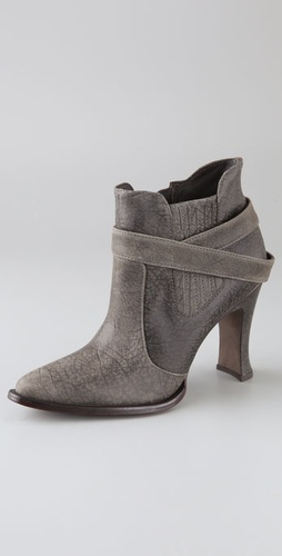 Elizabeth and James Boss Western Booties