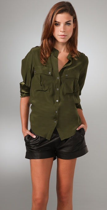 Elizabeth and James Explorer Blouse