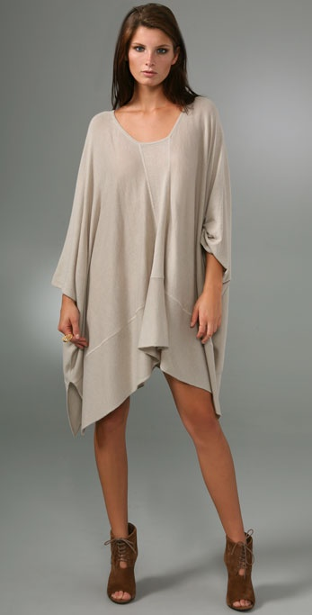 Elizabeth and James Cee Cee Square Poncho